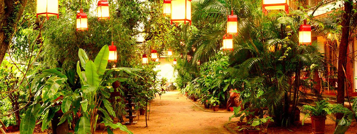 Fort House hotel Cochin, Kerala