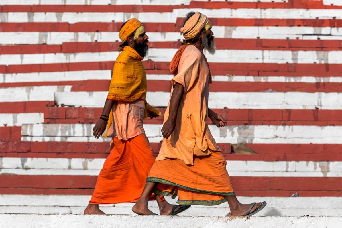 Varanasi India - Northern India