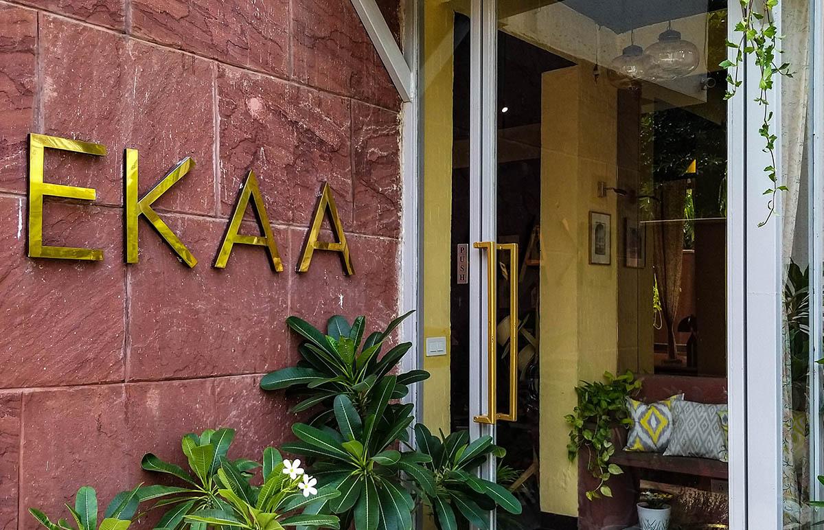 EKKA Villa and Kitchen - Agra - Icon