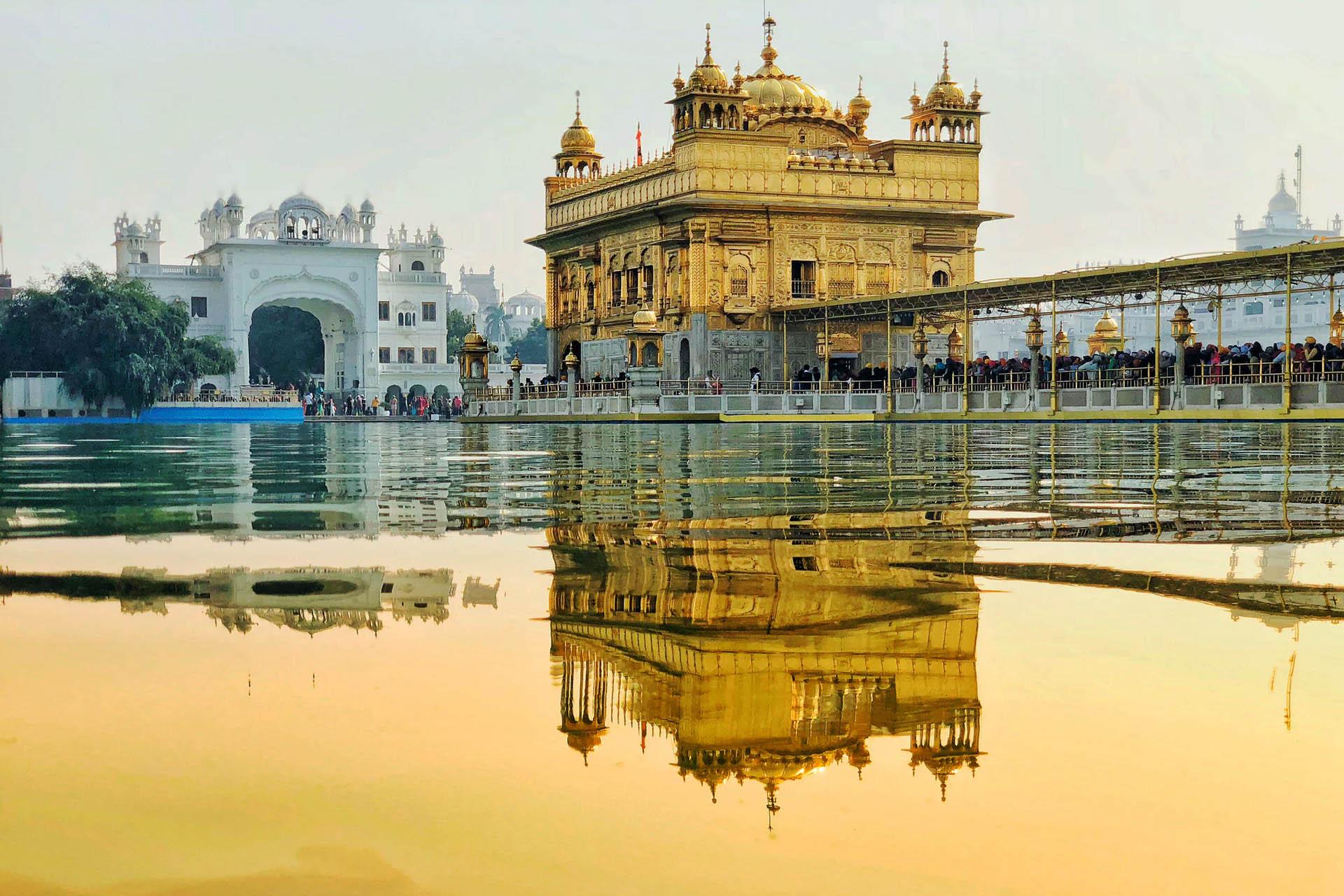 Golden Triangle with Amritsar & Shimla