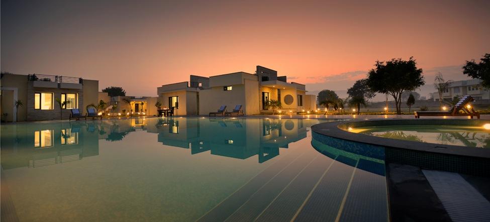 Jungle Vilas - Ranthambhore Pool