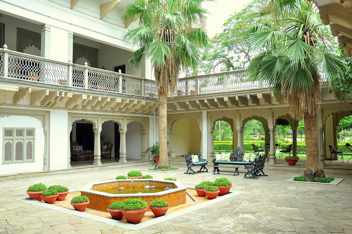 Taj Usha Kiran Palace - Gwalior - Central - Big2