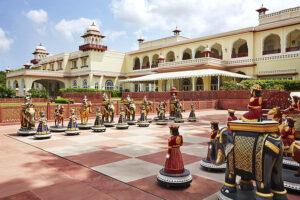 Jai Mahal Palace- Jaipur - Rajasthan- Icon