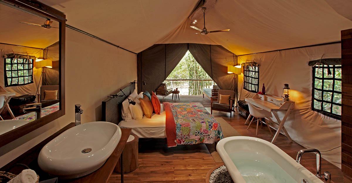 KAAV Safari Lodge - Nagarhole - Karnataka National Parks - Big 1