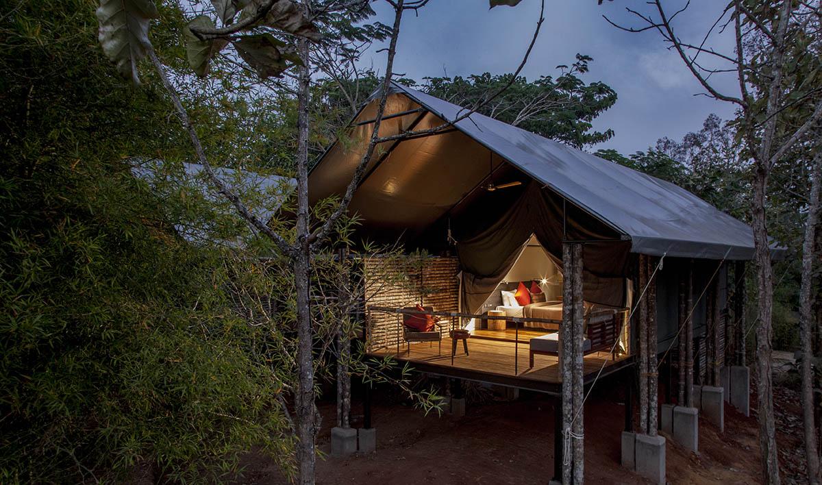 KAAV Safari Lodge - Nagarhole - Karnataka National Parks - Big 2