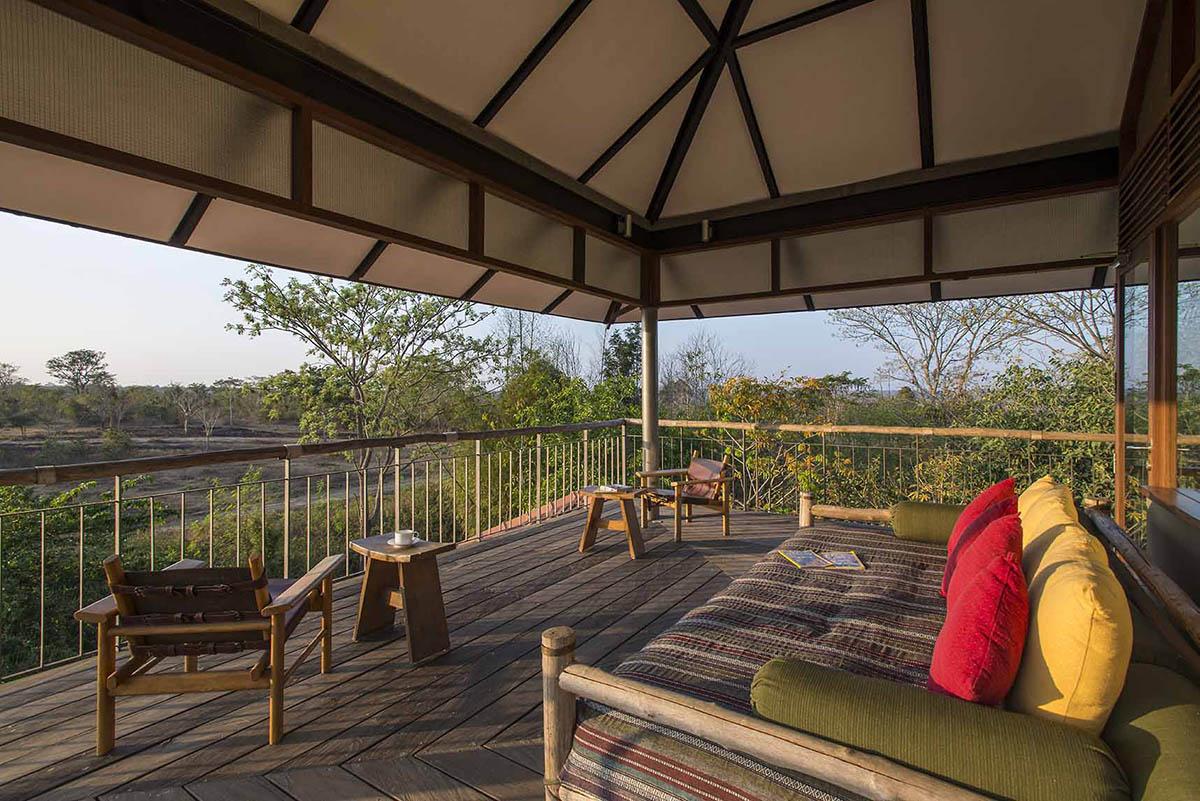 KAAV Safari Lodge - Nagarhole - Karnataka National Parks - Icon