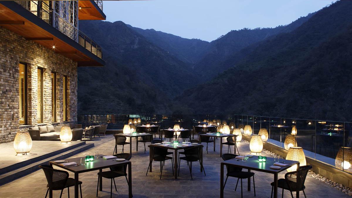 Taj Rishikesh Resort & Spa - Rishikesh - Uttarakhand - Himalayas - Big 1