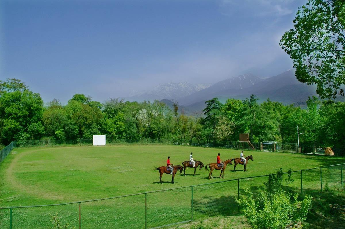 Taragarh Palace - Palampur - Dharmshala & Area - Himalayas - Big 1
