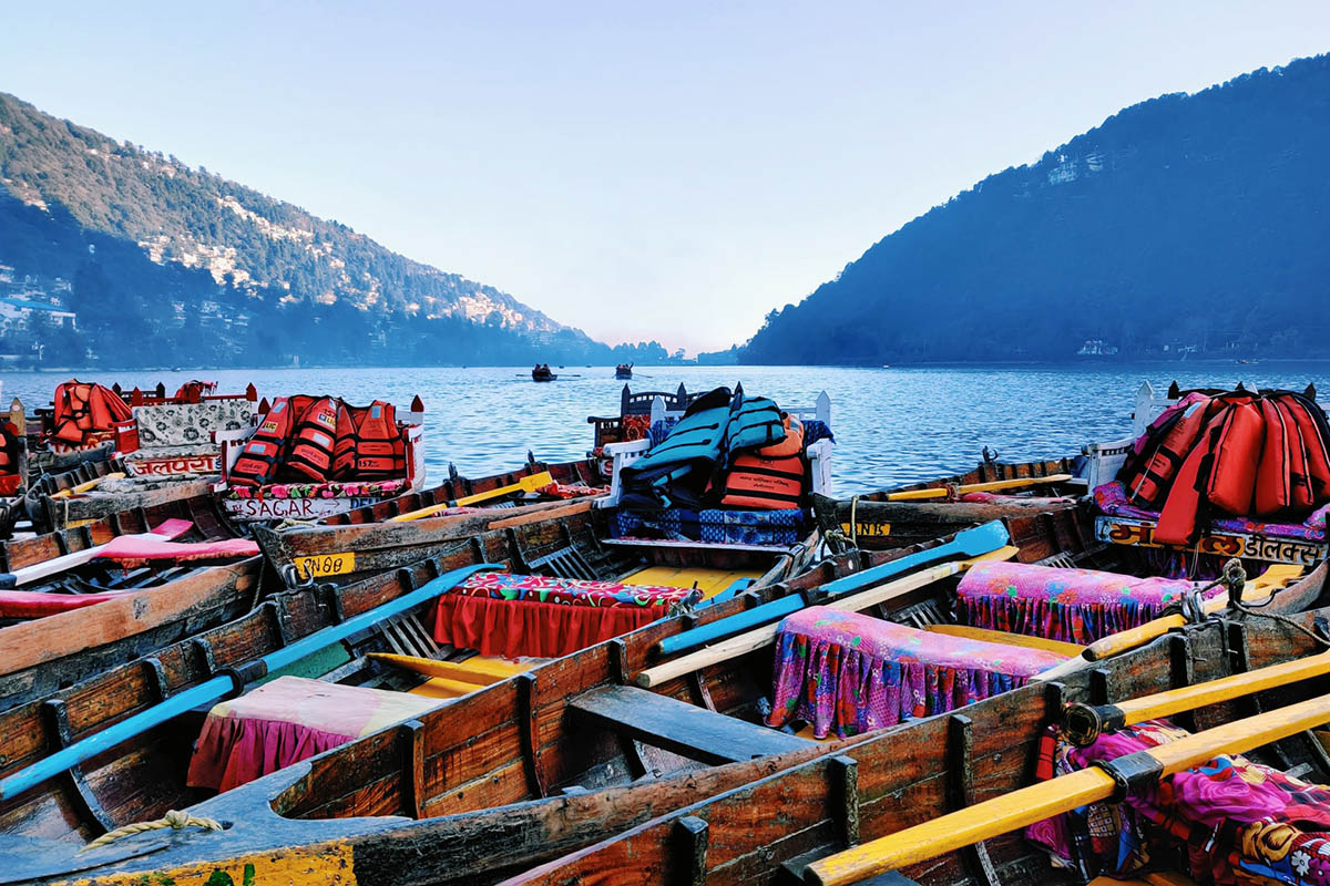 Uttarakhand Nainital Lake, Ayarpatta, Nainital