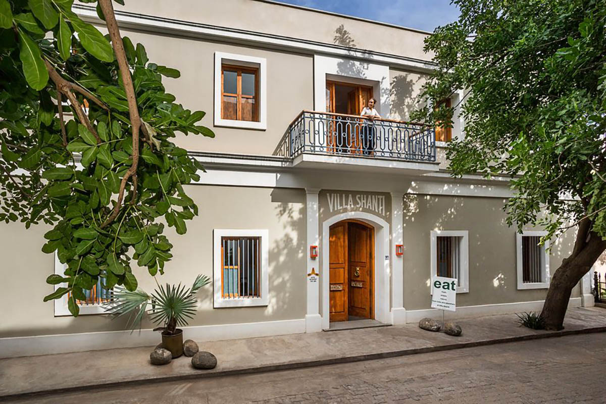 Villa Shanti - Pondicherry - Tamil Nadu - Big 1