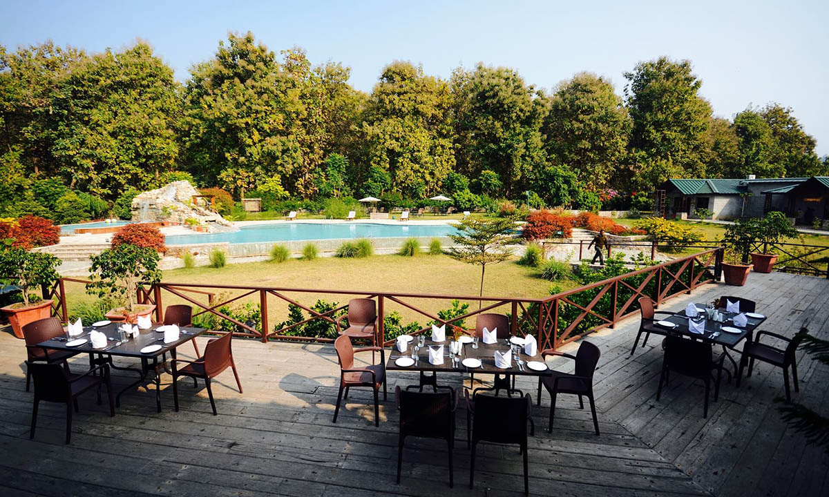 Aahana Resort - Corbett National Park - Himalayas - Big 2