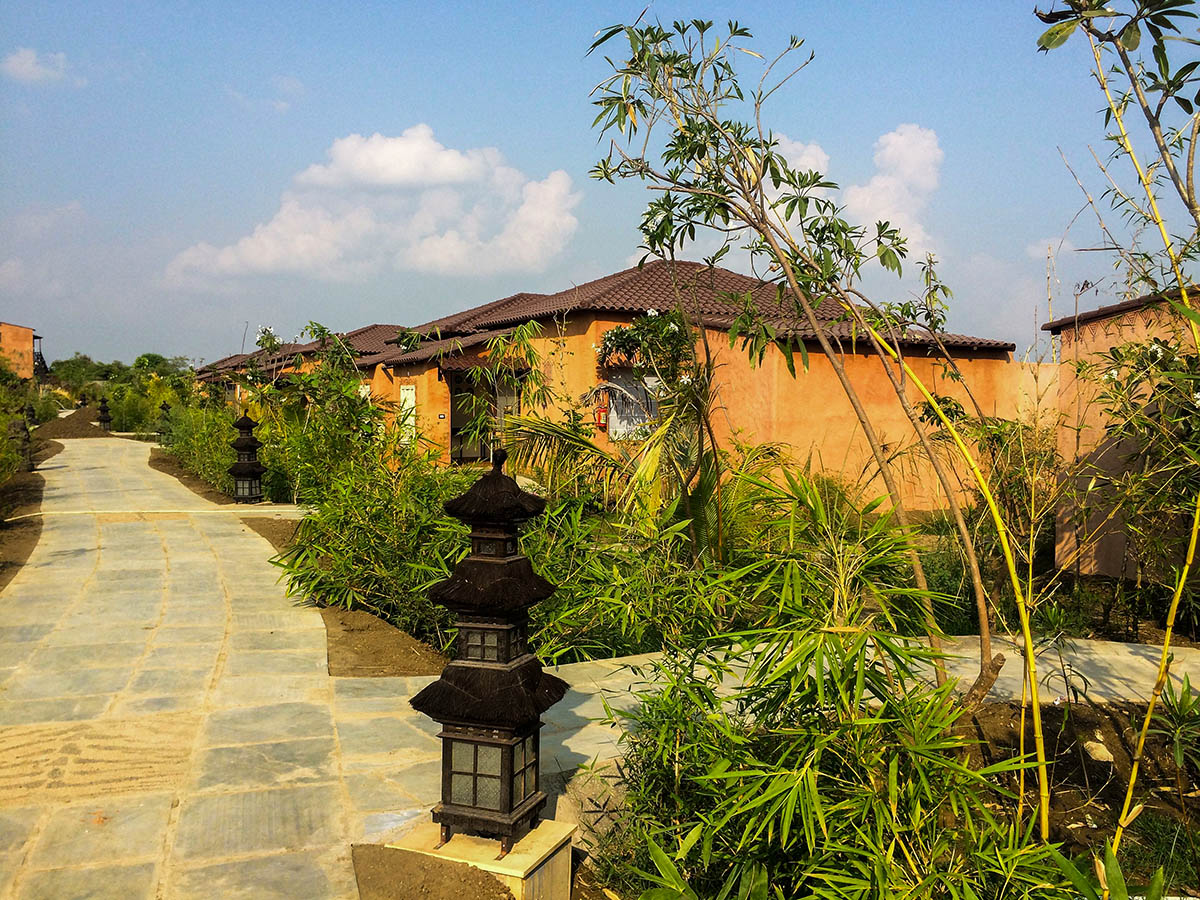 Bamboo Forest Lodge - Tadoba National Park - Mumbai & Maharashtra - Big 2