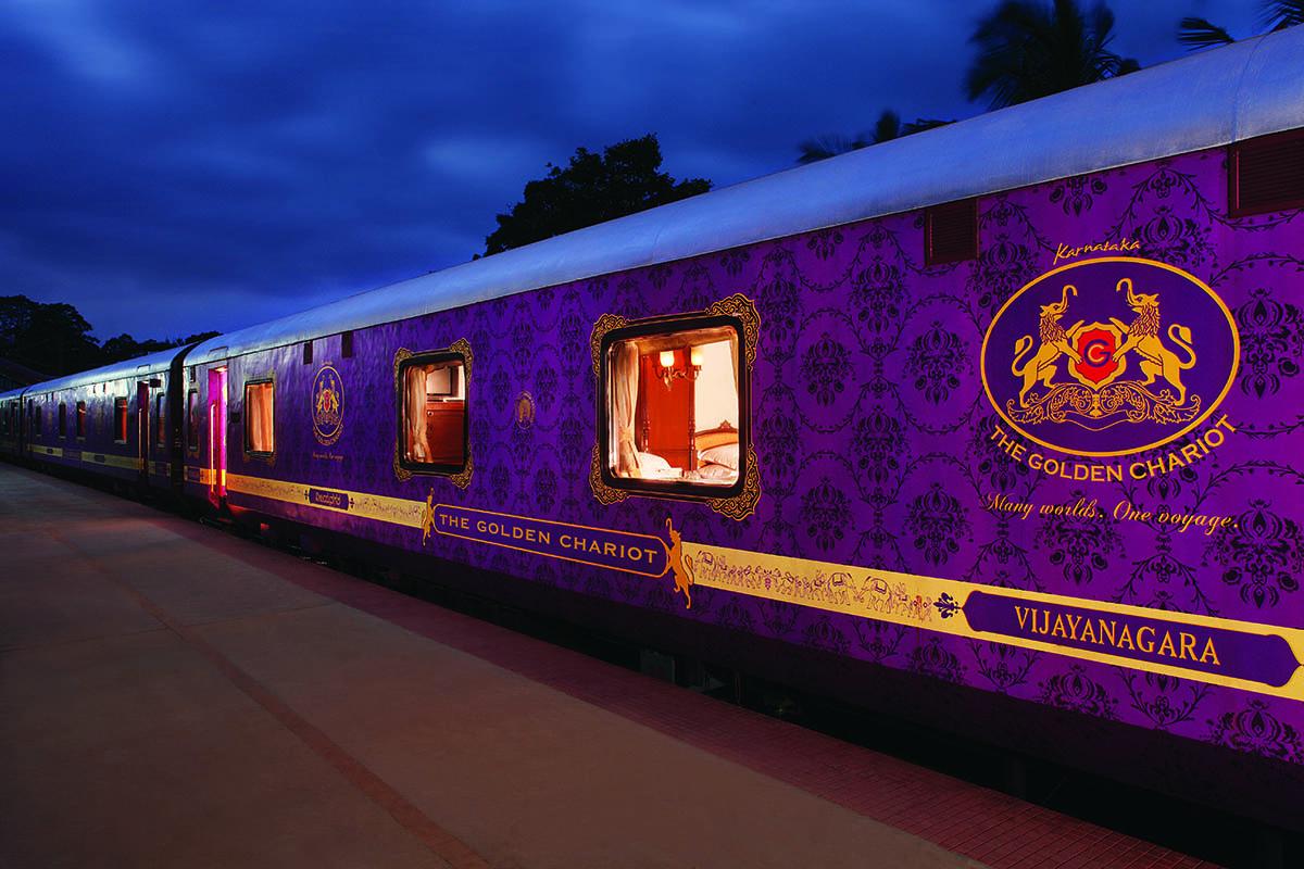Golden Chariot - Luxury Train - Big 1