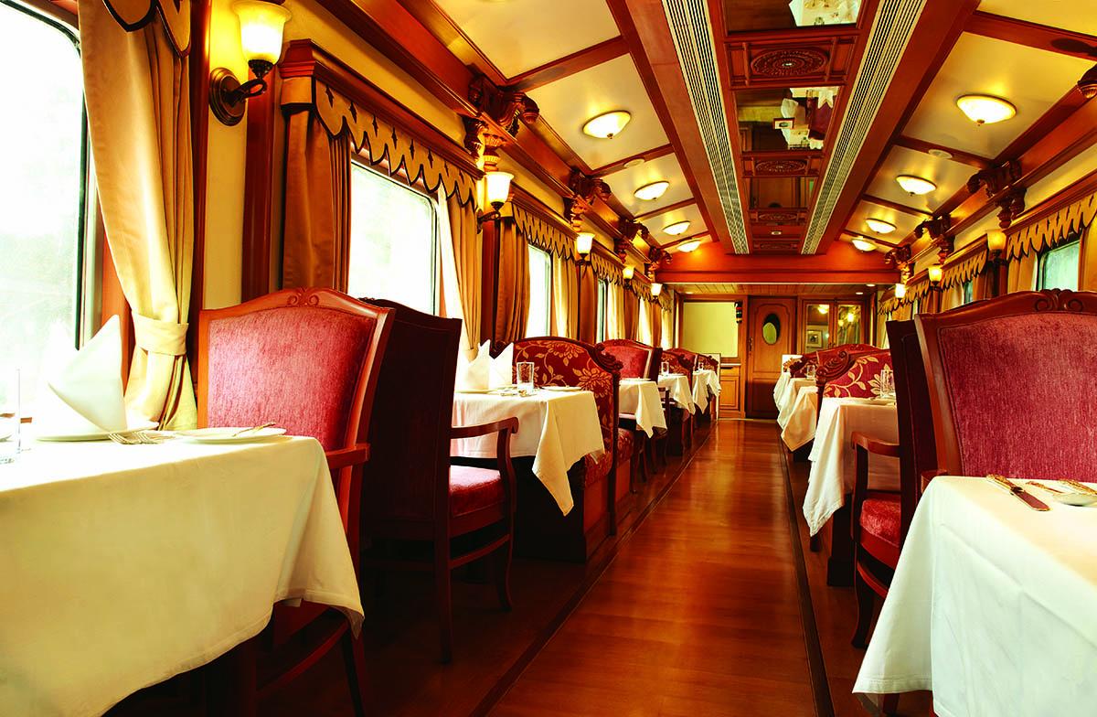 Golden Chariot - Luxury Train - Big 2