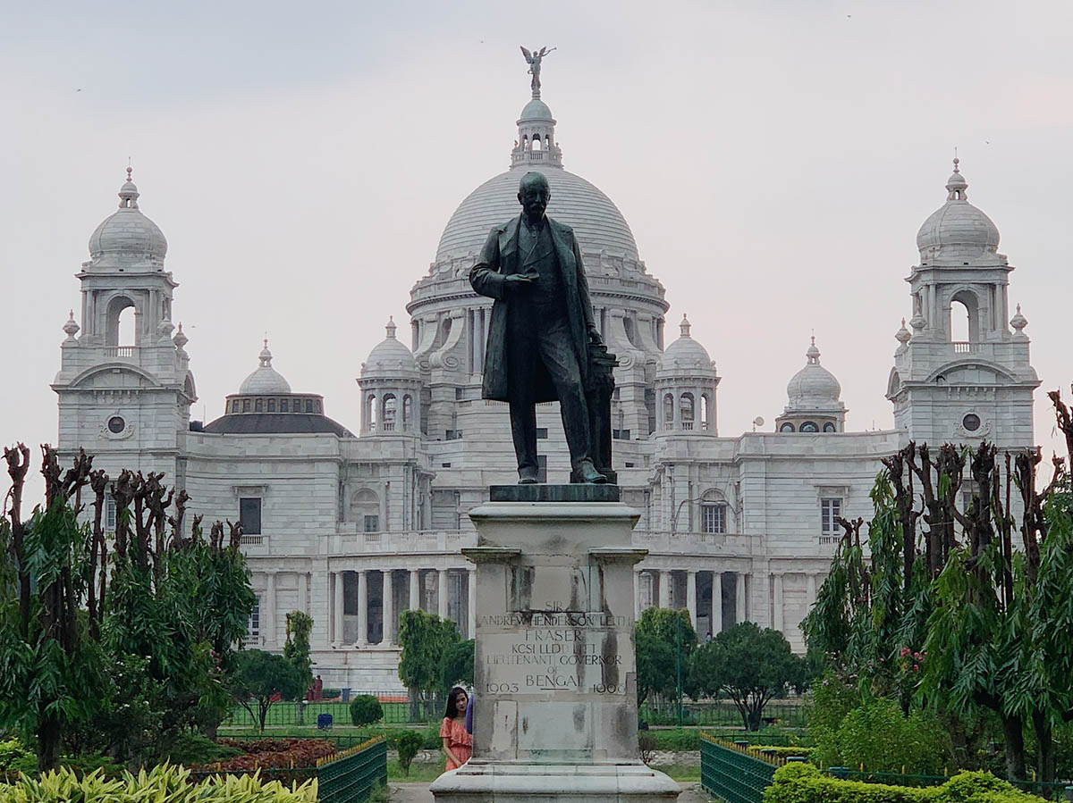 Kolkata - Maidan, New Market Area, Kolkata, West Bengal, India