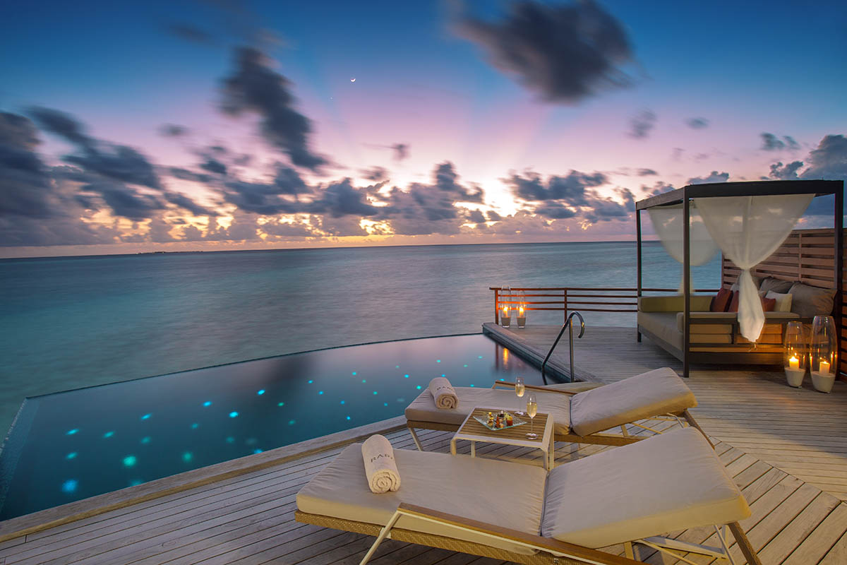 Baros, Maldives - Tile