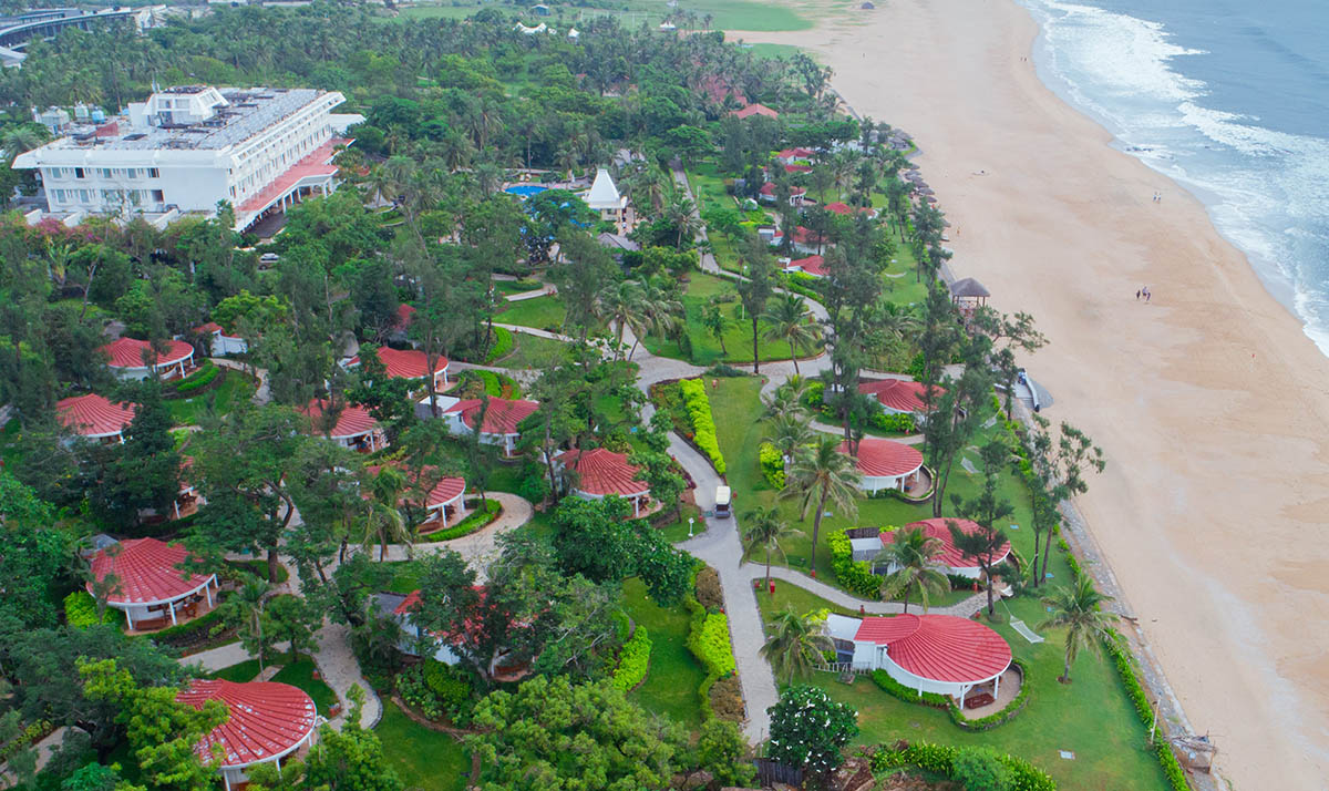 Taj Fisherman's Cove Resort & Spa - Mahabalipuram - Tamil Nadu - Icon