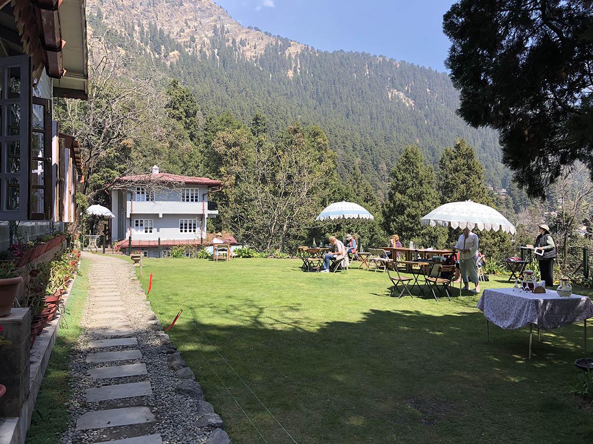 Abbotsford - Naintal - Uttarakhand - Himalayas - Icon