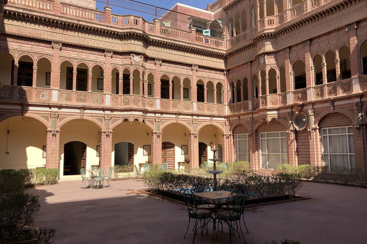 Bhanwar Niwas - Bikaner - Rajasthan - Icon