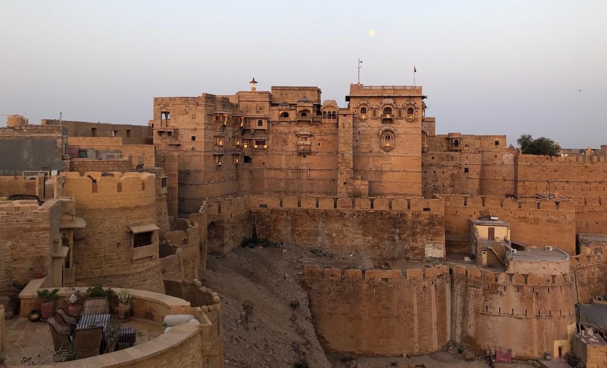 Killa Bhawan - Jaisalmer