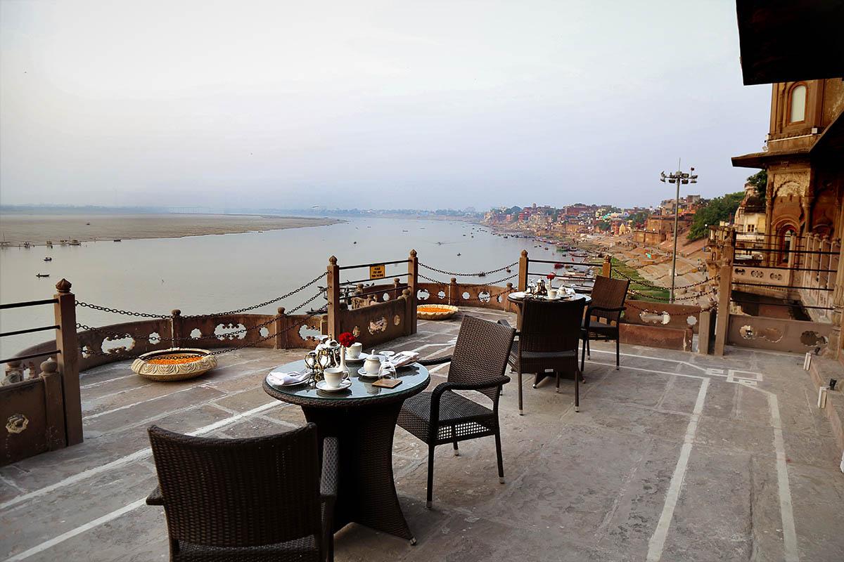 Brijrama Palace - Varanasi - Northern - Icon