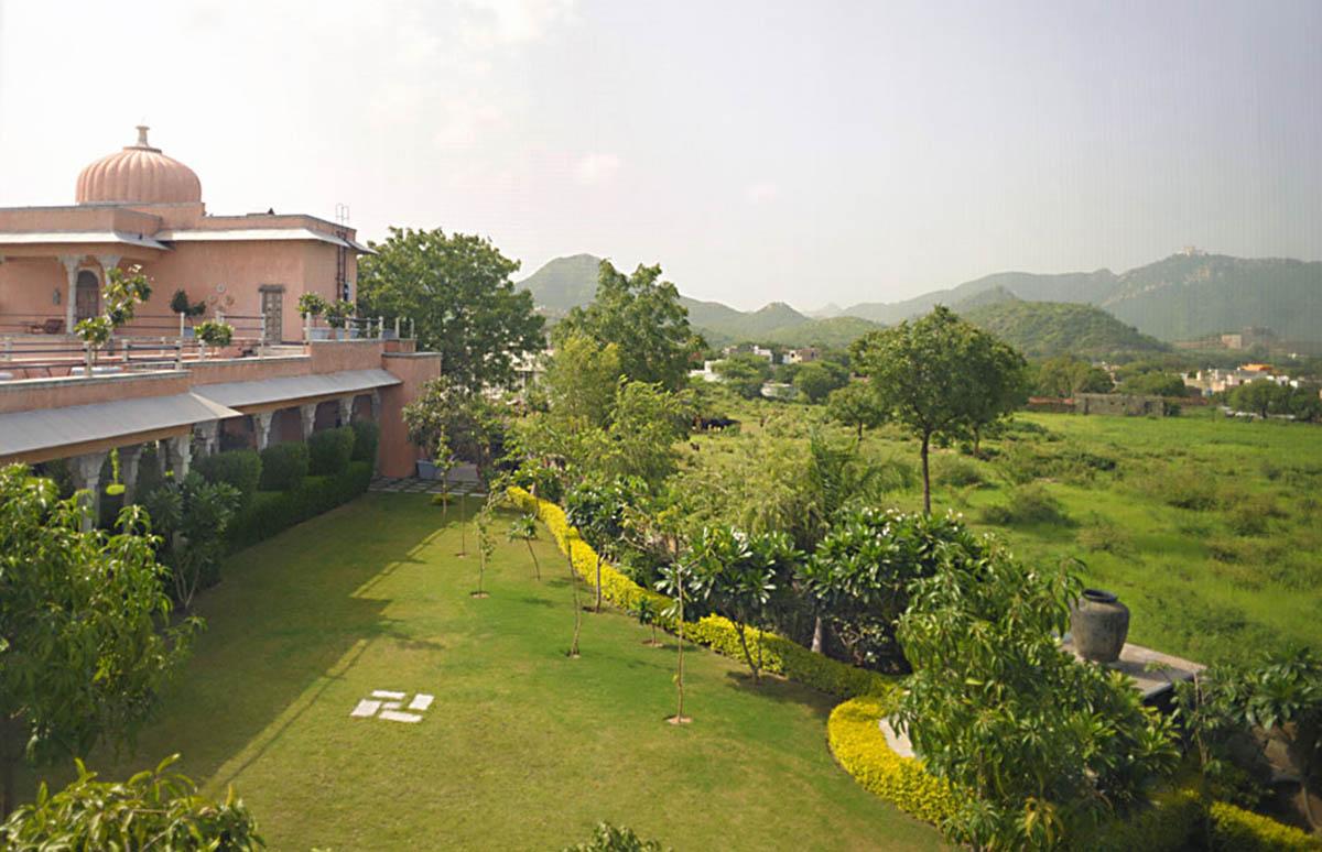 Bujera Fort - Udaipur Hills - Rajasthan - Icon
