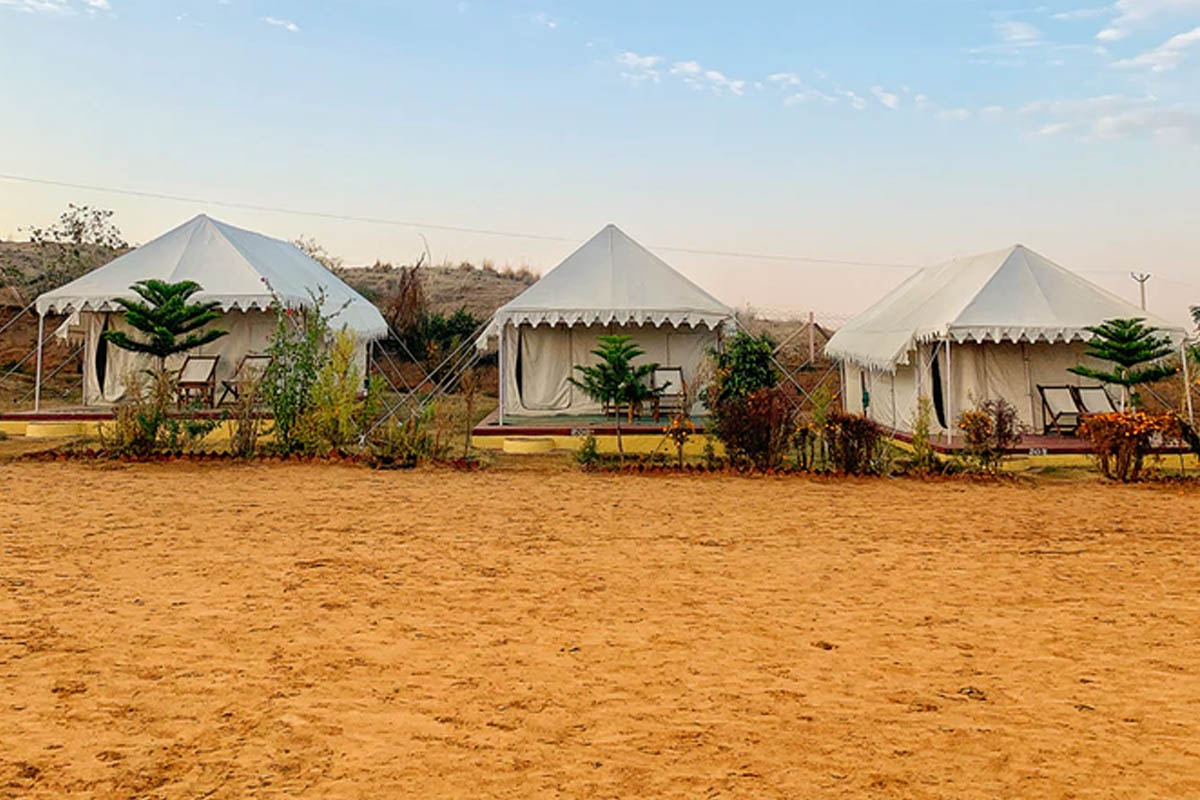 Camps and Lodges - Rajasthan - India icon