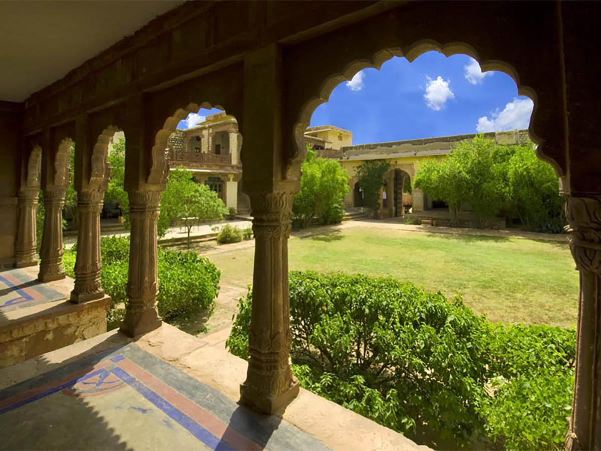 Chandeleo Garh - Jodhpur Area - Rajasthan - Big 1