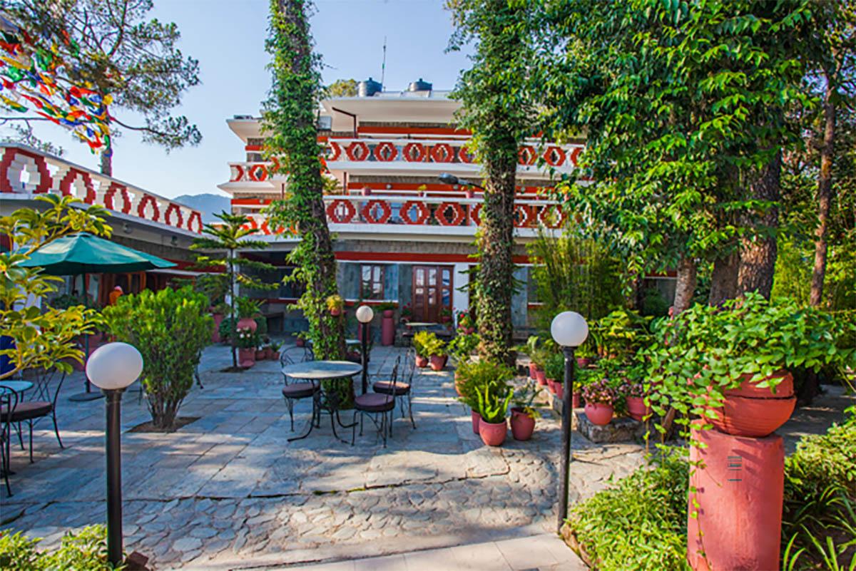 Chonor House - Dharamshala - Himalayas - Icon