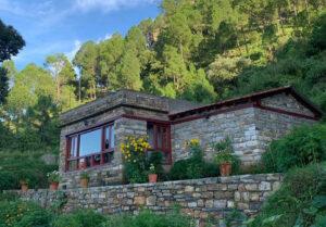 Itmenaan Estate - Almora - Uttarakhand -Himalayas - Icon