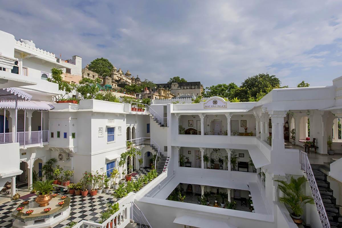 Jagat Niwas Palace - Udaipur City - Rajasthan - Big 2