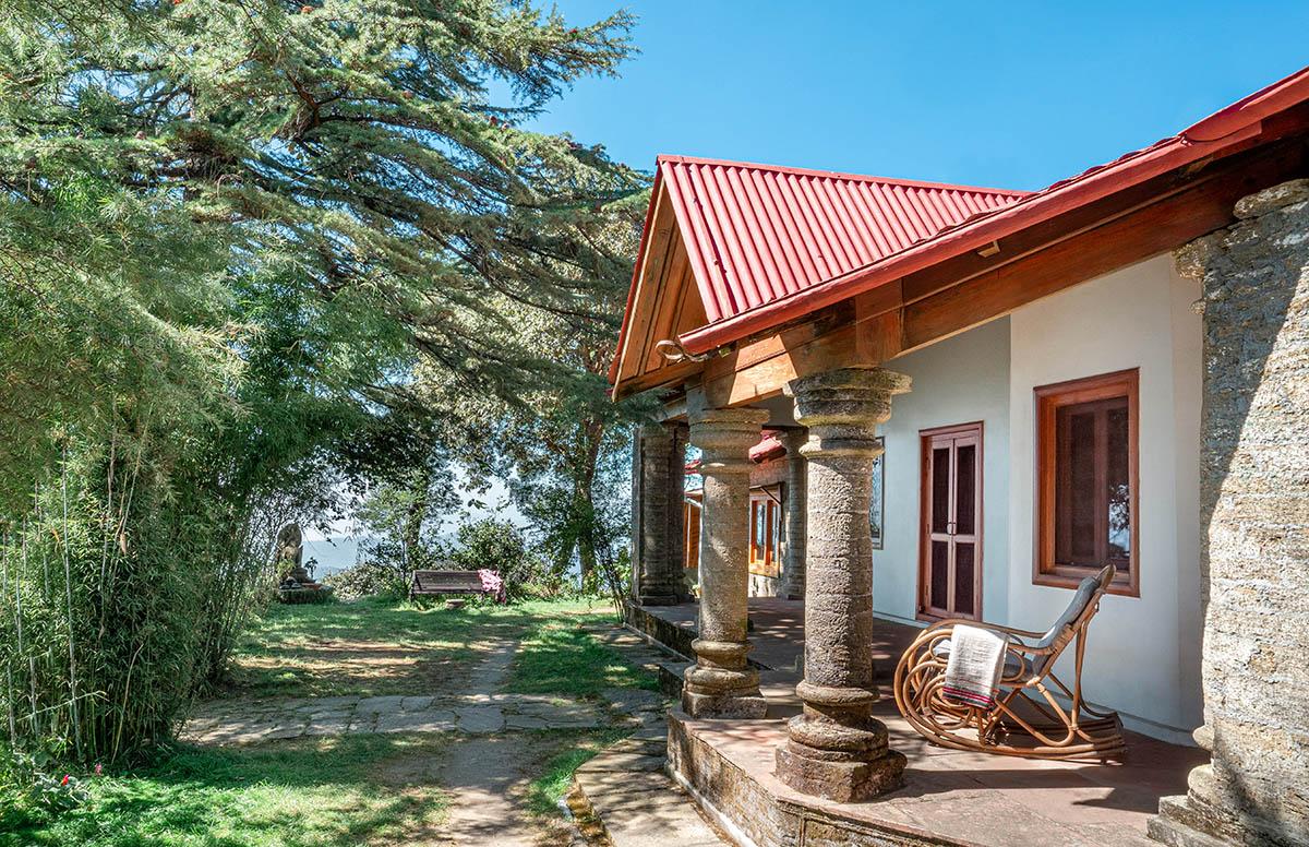 Mary Budden Estate - BINSAR WILDLIFE SANCTUARY - UTTARAKHAND - Himalayas - Big 1