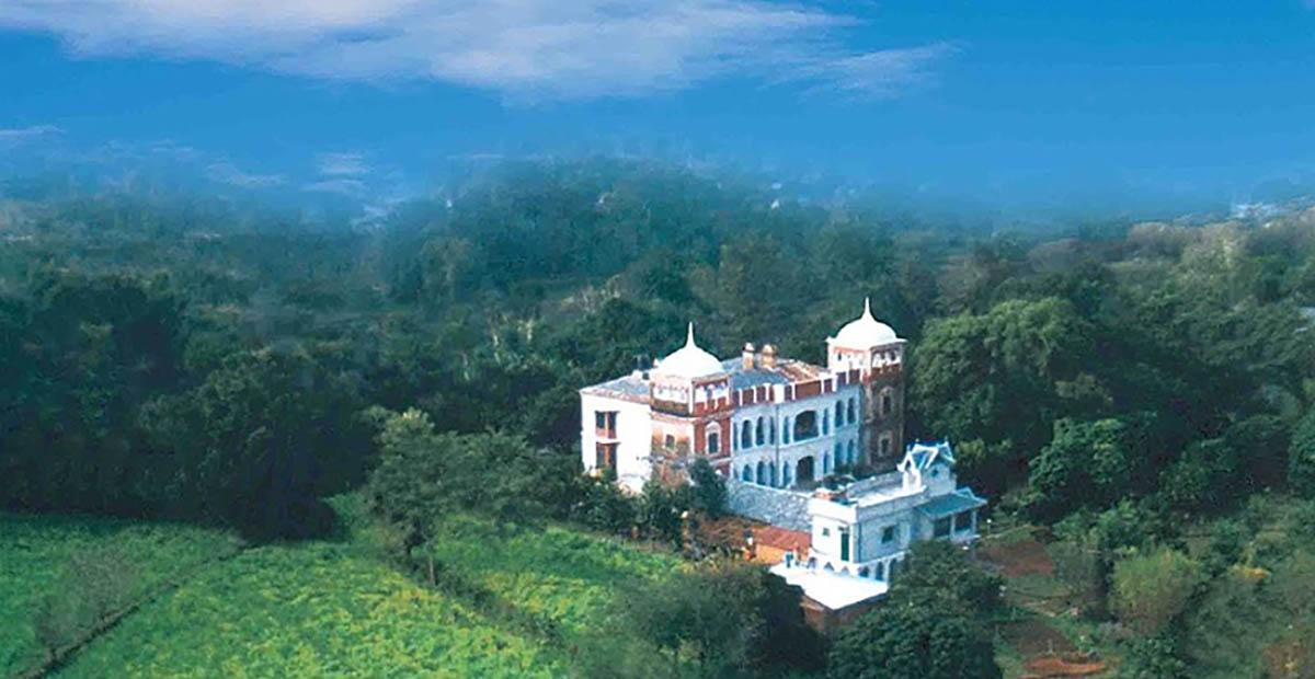 The Judges Court - Pragpur - Dharamshala area - Himalayas - Icon