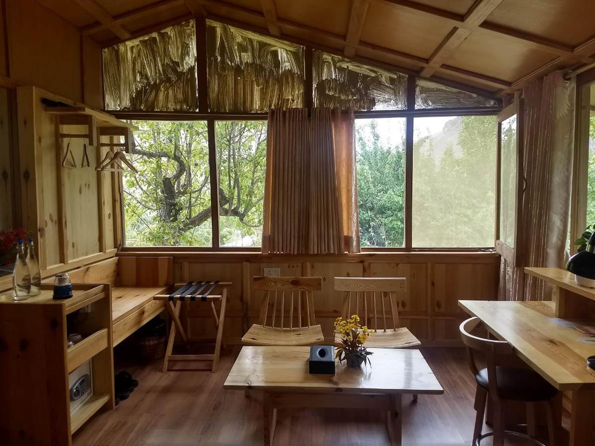 Ule Ethnic Resort - ULLEYTOKPO - Ladakh - Himalayas - Big 2