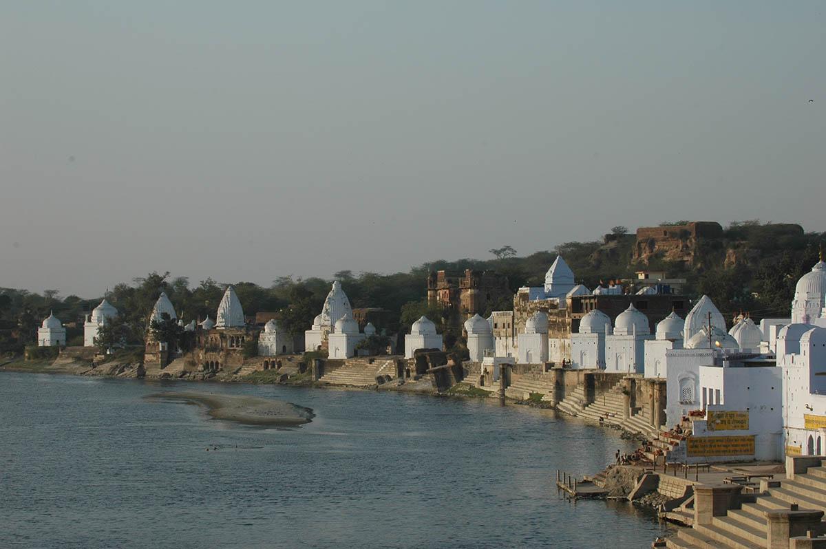 Chambal - Northern India - Bateshwar Temples - icon