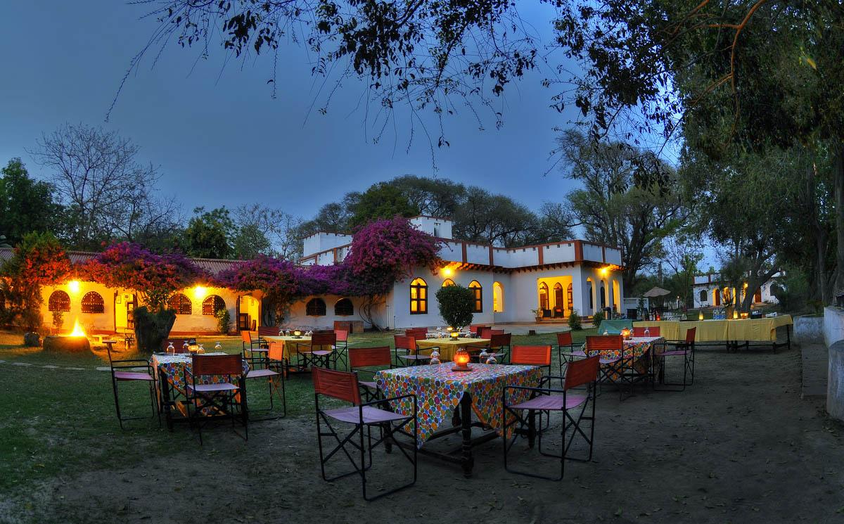 Chambal Safari Lodge -Chambal - Northern India - Big 1