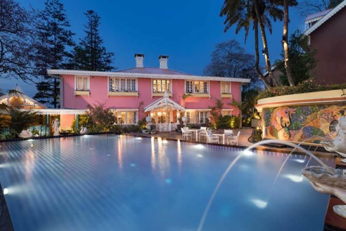 Mayfair Himalayan Spa Resort - Kalimpomg - Eastern - Icon