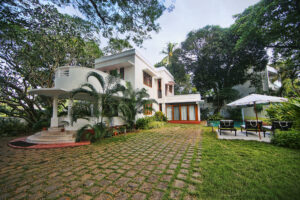 Cochin - Beach Gate Bungalow - India and Kerala Connections