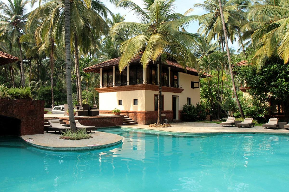 Coconut Creek - Goa - Pool