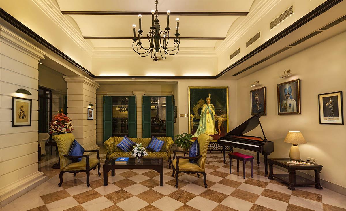 Jehan Numa Palace - Bhopal - Central India Big2
