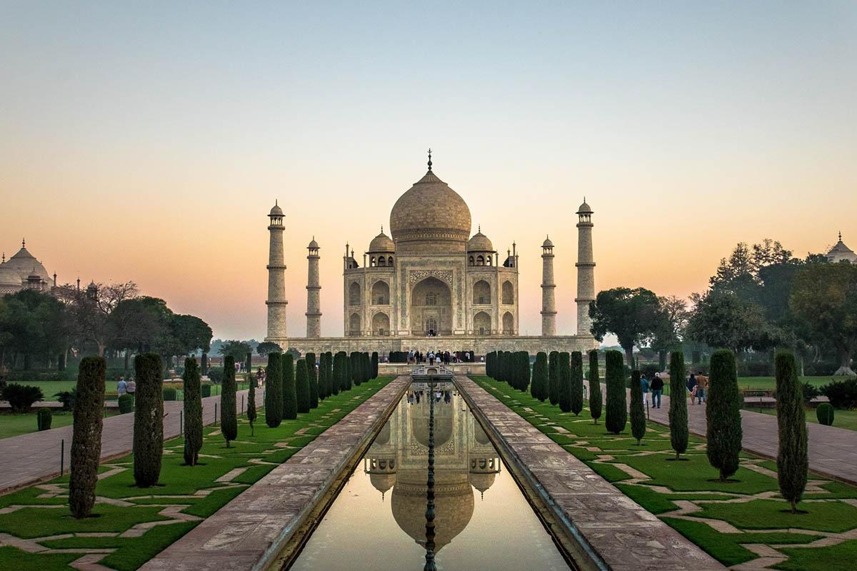 Northern India - Taj Mahal