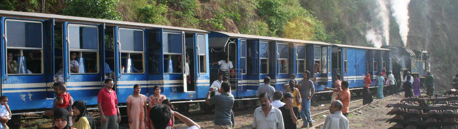 South India by Rail
