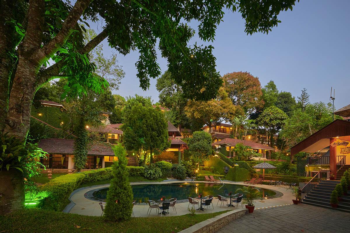 Cardamom Country - Thekkady - Kerala Big1