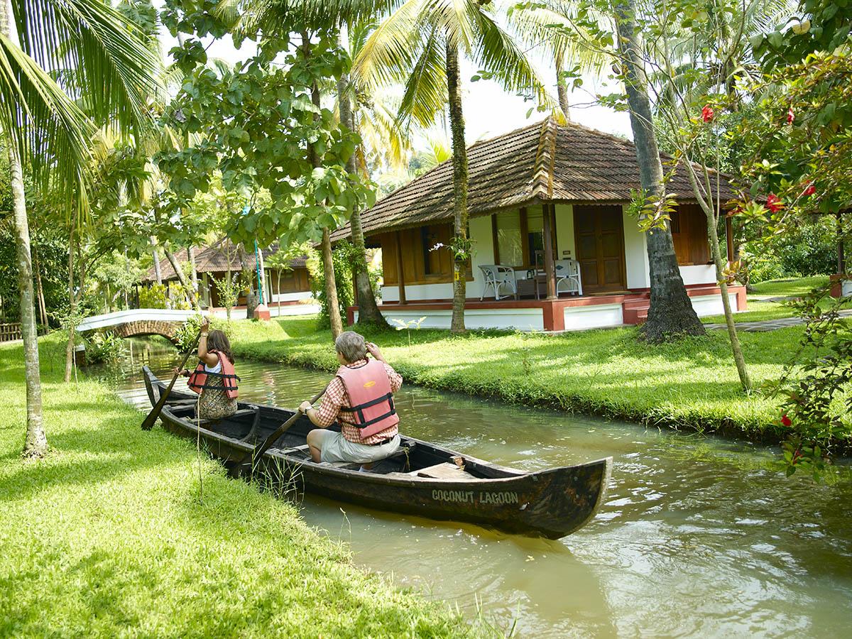 Coconut Lagoon - Kerala Backwaters - Big1