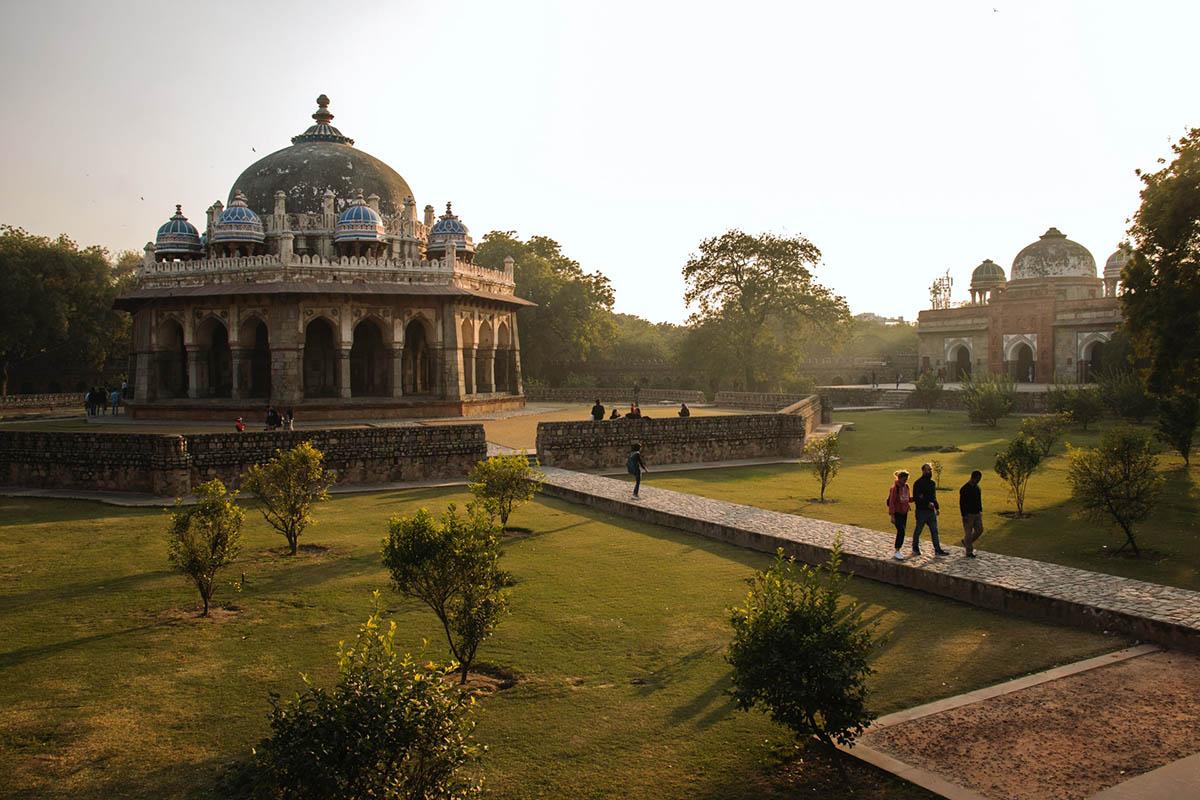 Delhi - India and Kerala Connections