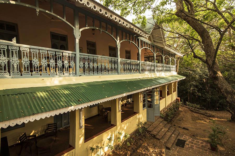 Dune Barr House- Matheran - Mumbai - Icon