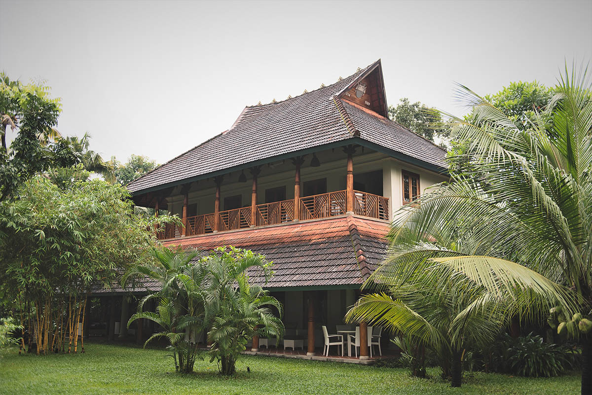 Indian Summer House - Rural & Remote - Kerala Icon
