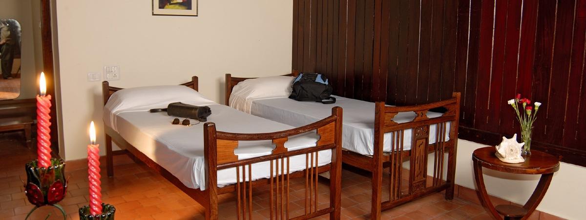 Nelpura Heritage Homestay bedroom