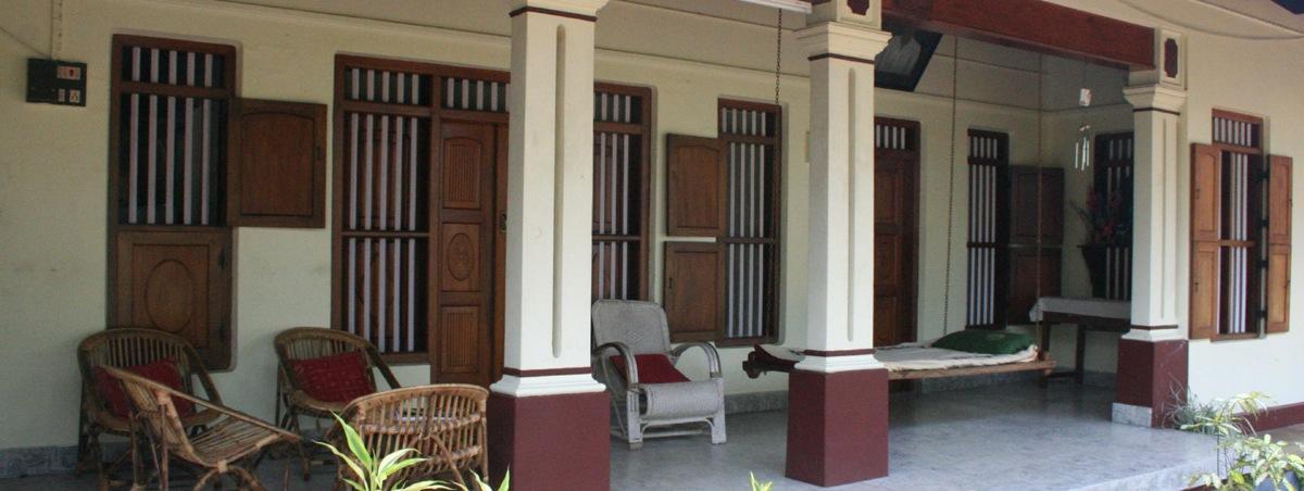 Nelpura Heritage Homestay porch