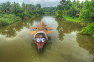 Spice Coast Cruises - Houseboats - Kerala Icon